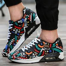 Like and Share if you want this  Men and Women Casual Shoes Sport Air Mesh Breathable Trainers Basket Zapatillas Unisex Walking Flat Printed Mixed Color Leisure     Tag a friend who would love this!     FREE Shipping Worldwide     #Style #Fashion #Clothing    Get it here ---> http://www.alifashionmarket.com/products/men-and-women-casual-shoes-sport-air-mesh-breathable-trainers-basket-zapatillas-unisex-walking-flat-printed-mixed-color-leisure/