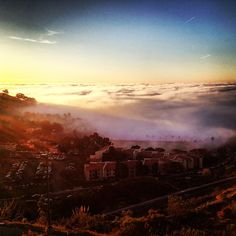 Pepperdine at sunrise.  Missing my home away from home this August. #graduationsucks