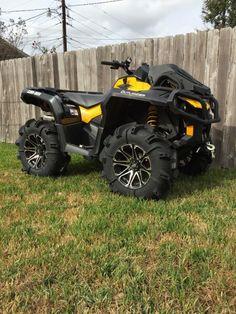 2013 CanAm Outlander 650xmr ATV & Four Wheeler For Sale in Lafayette - Louisiana Sportsman Classifieds
