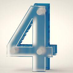 #c4d #cinema4d #render #3d #design #art #instaart #view #cg #letter #glass #3ddesign by zealot117a