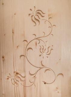 Apartments - Apartments Zakopane Dremel Wood Carving, Chip Carving, Wood Ornaments, Woodcarving, Mosaic Art, Architecture Art, Poland, House Design, Art Prints