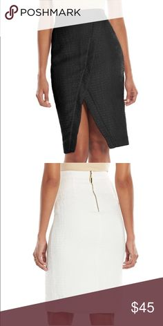 Jennifer Lopez Snakeskin Pencil Skirt Sexy snakeskin lined pencil skirt with exposed back zipper. 26-in. Approximate length. Jennifer Lopez Skirts Pencil