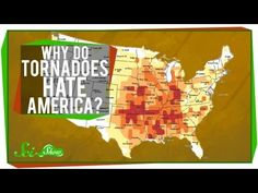 Tornadoes Hate the United States World Geo Video Warmup