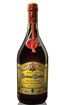 Cardenal Mendoza Brandy De Jerez One of the best things u can taste in the world