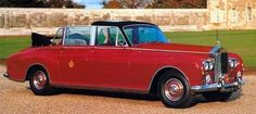 1986 State Landaulette (chassis SCAPT0002GWH10153) for the Sultan of Selangor
