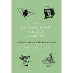 An Extraordinary Theory of Objects: A Memoir of an Outsider in Paris (9780061963896): Stephanie LaCava: Books