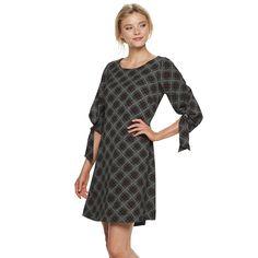 """3400ccb980de2b Women s Elleâ""""¢ Ruched-Sleeve A-Line Dress"""