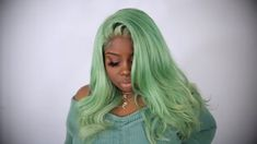 ARCTIC FOX HAIR COLOR @ivyleaguestyles #poison 🌿 check out the full video on my youtube 😏 thanks @arcticfoxhaircolor for the bomb color 🥰