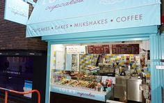 Lolas's Cupcakes - Covent Garden
