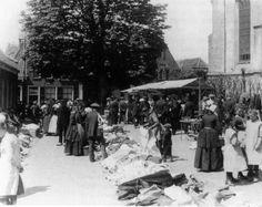 lapjesmarkt utrecht 1902