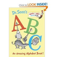 Any book by Dr. Seuss