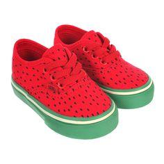 """Vans Authentic """"Watermelon"""""""