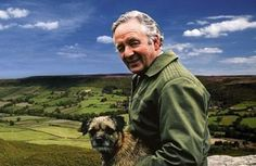 James Herriot. From Yorkshire, England: I loved every one of his books especially: All Creatures Great and Small (1972) All Things Bright and Beautiful (1974) All Things Wise and Wonderful (1977) The Lord God Made Them All (1981)