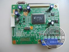(26.65$)  Know more - http://aicp4.worlditems.win/all/product.php?id=1733076899 - Free Shipping>Original  L1910 driver board 715G2559-2-3 logic board Good Condition new test package-Original 100% Tested Working