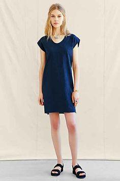 Urban Renewal Remade Sundays Sack Dress - Urban Outfitters