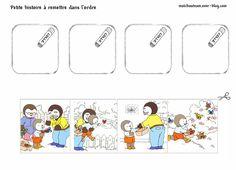 www.matchouteam.com pleins de fiches sur T'choupi Logic Games, Petite Section, Preschool Education, Aide, Plastic Cutting Board, Classroom, French, Dahlia, Montessori