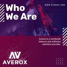 Averox is a worldwide telecom and software solutions provider. Established in is deeply familiar with the challenges of the industry. Us: Averox Solutions Ltd. Software, Challenges