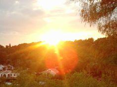 25. Un rayo de sol