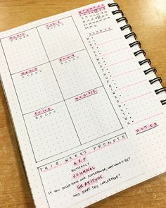 10 tips for bullet journaling – My Creative Space