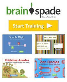 New Site: Free Brain Training Games