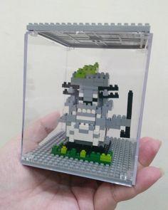 «New toys! #nanoblock»