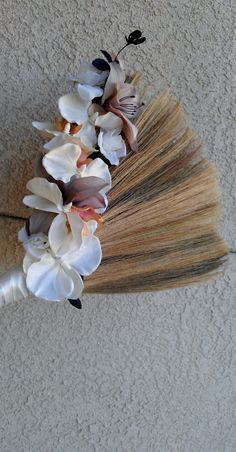 African Wedding Broom I designed- #bridesnbrooms
