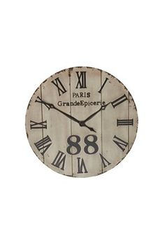 Buy Large Paris Wall Clock from the Next UK online shop