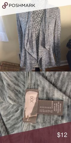 Forever 21 Heathered Gray Cardigan New without tags condition Forever 21 Sweaters Cardigans
