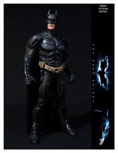 Mattel Dark Knight Batman by ETDS1, via Flickr