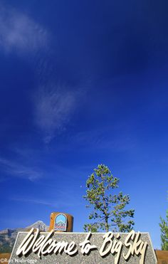 BIG SKY,Montana