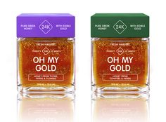 Oh my Gold! | Premium products with Edible Gold