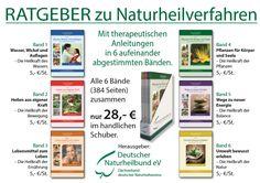 Ratgeber Naturheilkunde des Deutschen Naturheilbund