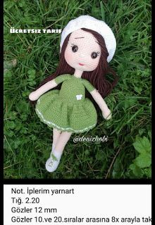Doll Patterns Free, Baby Knitting Patterns, Free Pattern, Knitted Hats, Crochet Hats, Drawing Programs, Crochet Doll Pattern, Damp Hair Styles, Amigurumi Doll