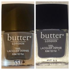 Butter London Full Steam Ahead from the Steampunk Ball Collection  Click to see swatches!