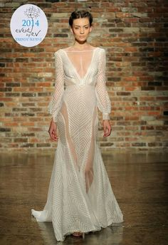 Trendy ślubne 2014 -suknie ślubne ! /wedding trends 2014- dress