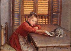 39 Best Angelo Morbelli Images Italian Painters Paintings