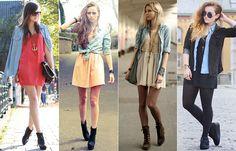 Como Usar: Camisa Jeans | Just Lia