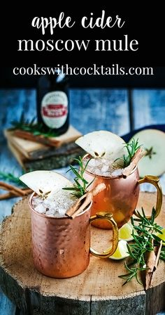 Spice up your holiday with this apple cider Moscow mule recipe. Also called a … Spice up your holiday with this apple cider Moscow mule recipe. Also called a …,drinks Spice up your holiday. Whiskey Sour, Apple Whiskey, Party Drinks Alcohol, Drinks Alcohol Recipes, Fun Drinks, Cocktail Recipes, Hard Drinks, Yummy Drinks, Beverages