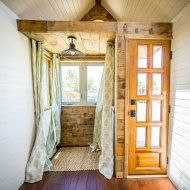Tiny house interior decor