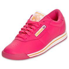 Reebok - Princess - (Pink  White) Comprar Zapatos e86709114eacc