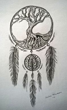 dream catcher tattoo on ribs - Google Search