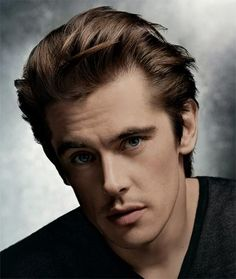 Elegantly Combed Hairstyles for Men 2012