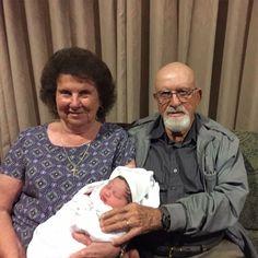 Great Maw Maw Sybil & Great Paw Paw Gerner & Liam