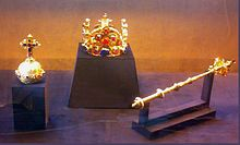 Prague Castle - Czech Crown Jewels. Fourth oldest in Europe
