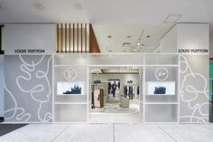 louis vuitton s new pop-up store pull all the cool kids to its doorstep. ed3ee8526a8