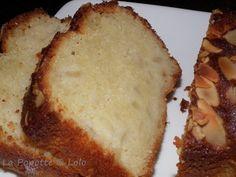Cake poires / amande (au thermomix ou pas)