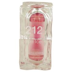 212 On Ice By Carolina Herrera Eau De Toilette Spray 2 Oz