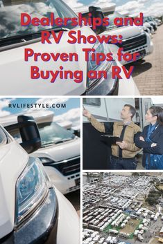 What follows will be of immense help when buying an RV. But I have even more help. There s so much involved that we wrote a book about it. If you are plan to be buying an RV in the next year or so, I highly recommend you get my RV Buying Secrets.Following its advice can save you thousands and thousands of dollars! #rvtravel #buyinganRV #RVbuyingguide #rvtravel #rvlife via @rvlifestylemike Rv Travel, Adventure Travel, Rv Show, Buying An Rv, Forest River Rv, Rv Dealers, Rv Life, I Got You, Writing A Book