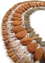 The Top 5 Healthiest Nuts -   Almonds, Walnuts, Pecans, Brazil Nuts, Cedar Nuts