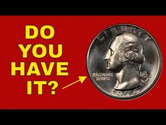 We talk about 1974 quarters worth money. So, how valuable can a 1974 quarter be? And which one is the most valuable: regular strike, proof or error quarter? Rare Coins Worth Money, Valuable Coins, Sell Coins, Coin Dealers, Quarter Dollar, Error Coins, Coin Worth, Coin Values, Dollar Coin